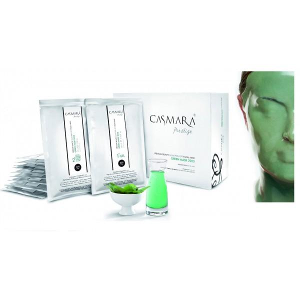 Green mask 2025 - оксиджен и фирминг маска  Маски - peel off система