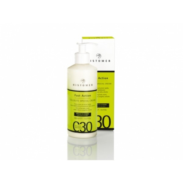 C 30 fast action - cellulite special cream Кремове